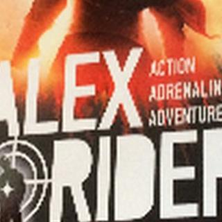 Alex Rider Russian Roulette by Anthony Horowitz