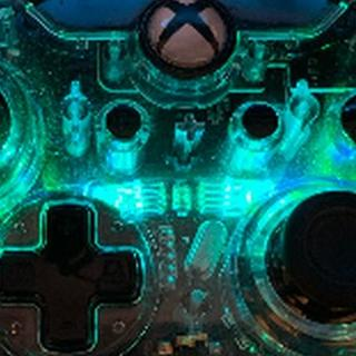 Xbox LED Light up controller!